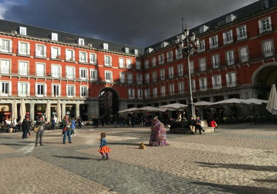 Madrid de Los Austrias – A Walking Tour of Old Madrid for Kids