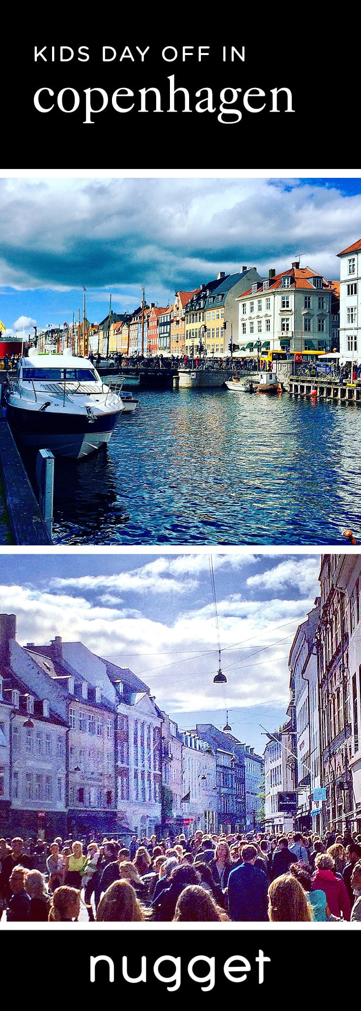 Kids Day Off in Copenhagen: Nyhavn, Tivoli and Lego