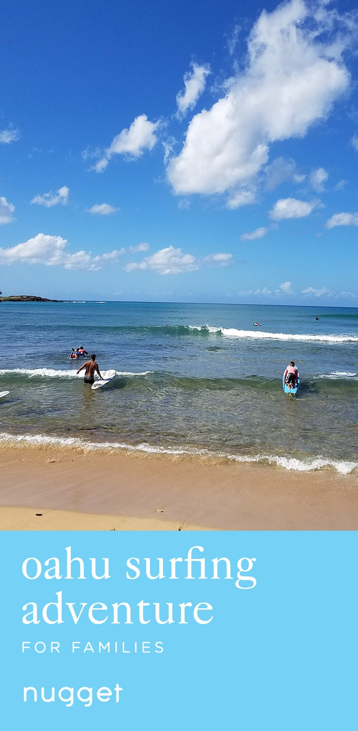 Ko Olina Lagoons and Oahu Surfing Adventure
