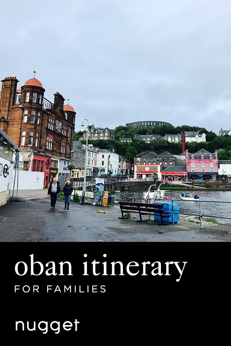 Oban Family Trip: Scones, Seafood and Scottish Coastal Views