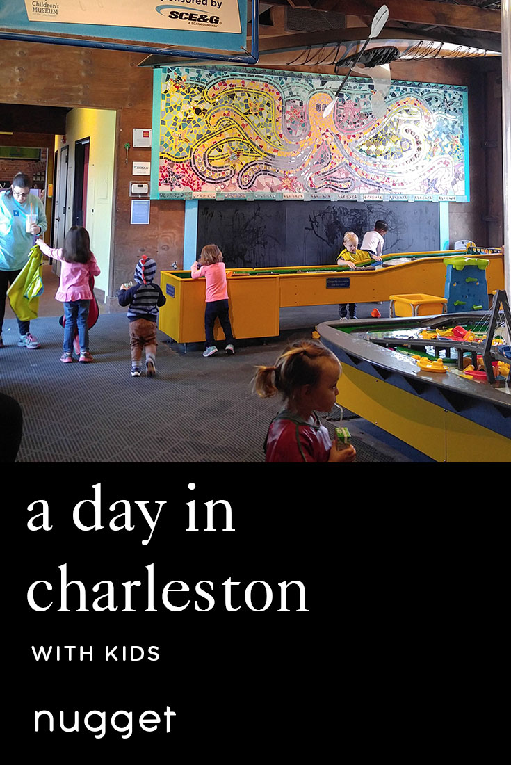 Where to Spend a Rainy Day in Charleston, SC