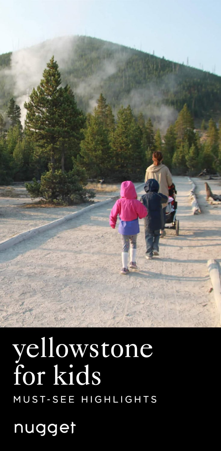 Yellowstone for Kids: Must-See Highlights