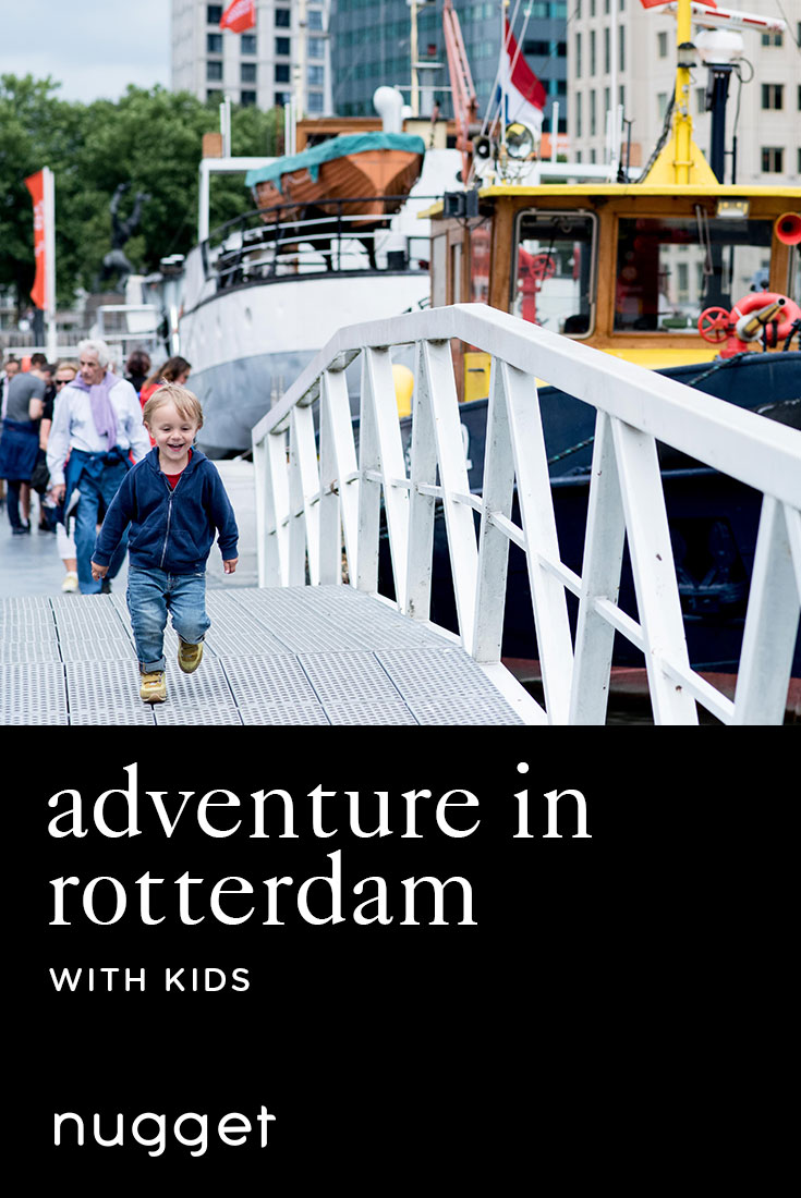 Maritime Adventures in Rotterdam