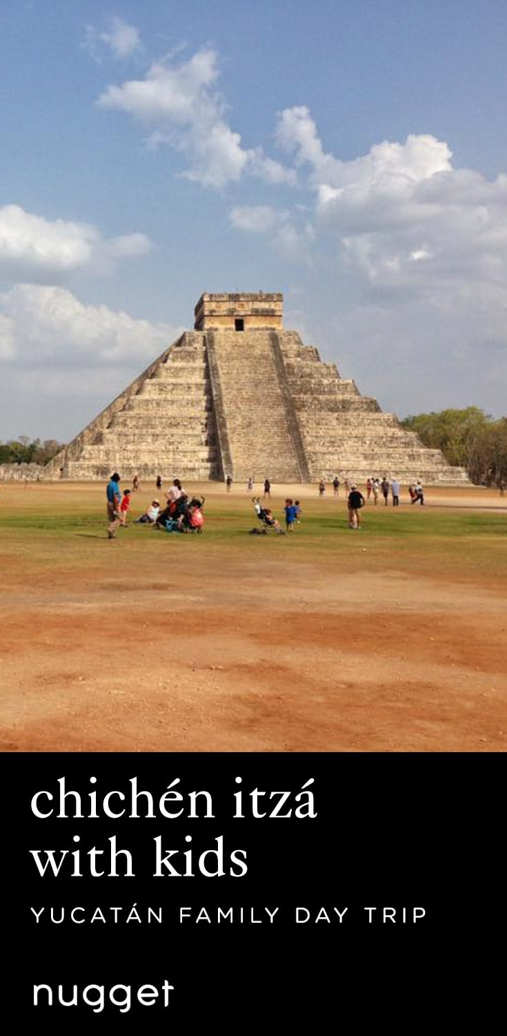 A Mayan Adventure in Chichen Itza with Kids