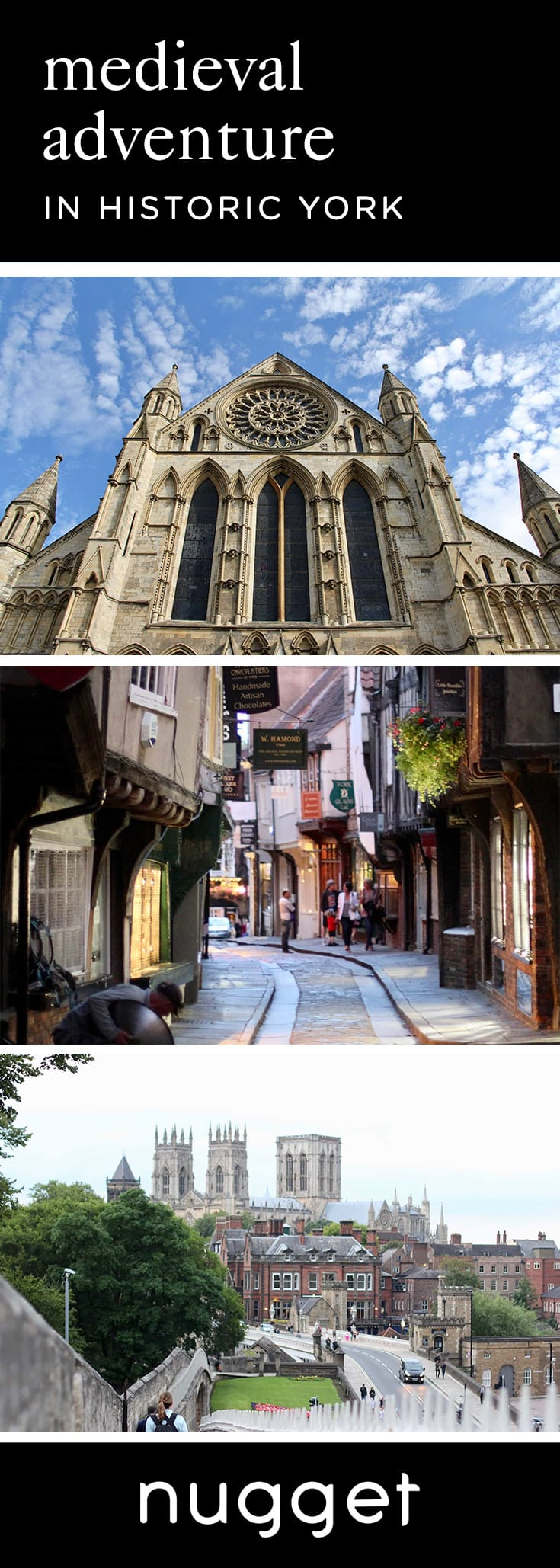 A Medieval Adventure in Historic York
