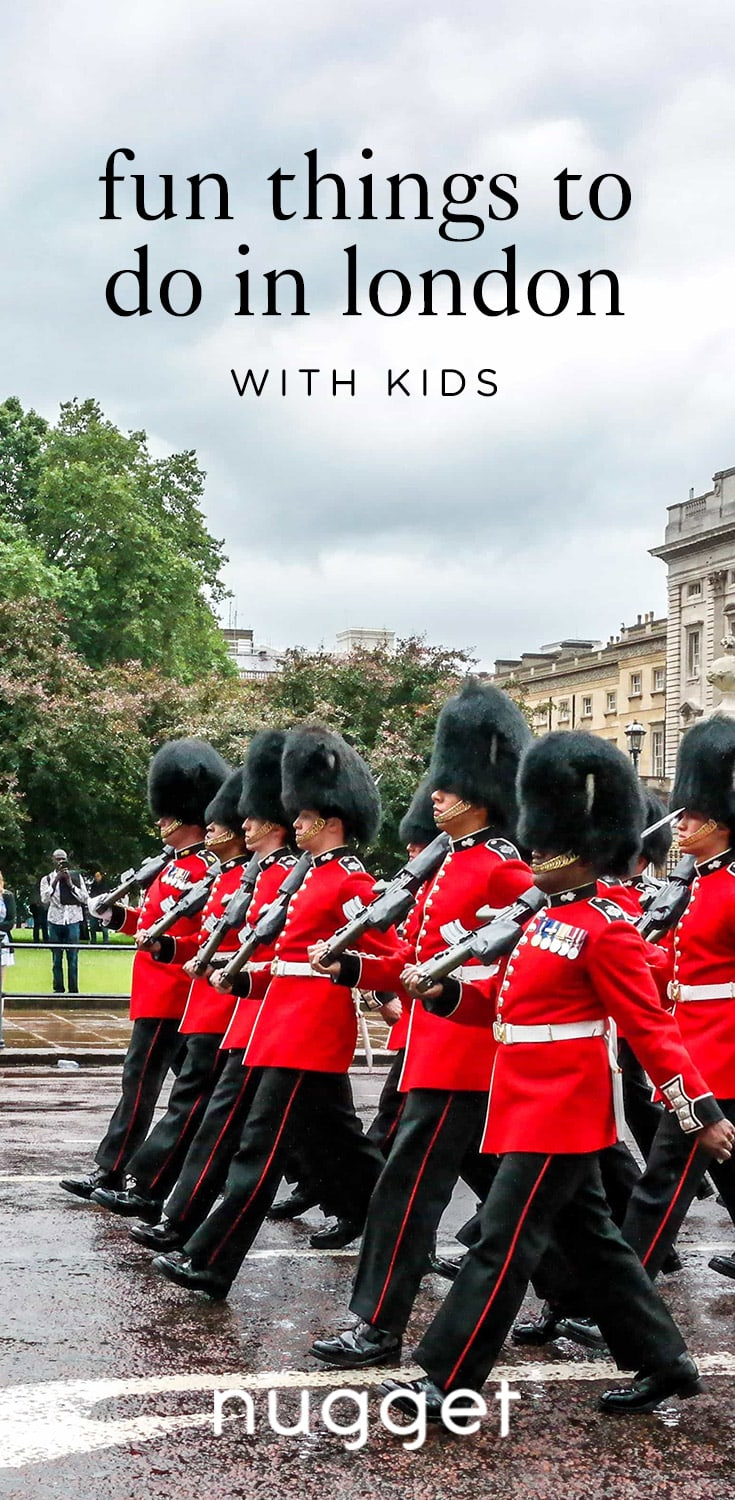 A Royal Day Out: A Family-Friendly Trip to London