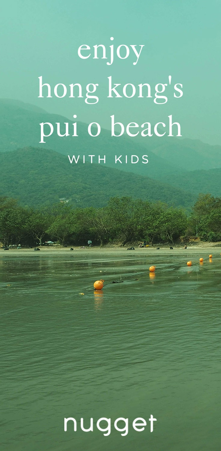 Chill Out at Pui O Beach on Lantau Island