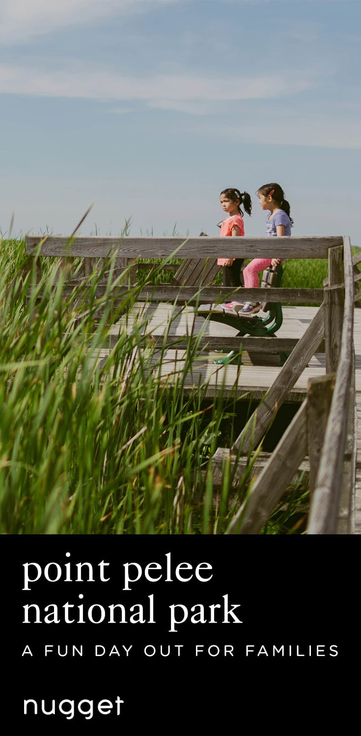 Exploring Nature in Ontario With Kids at Point Pelee National Park