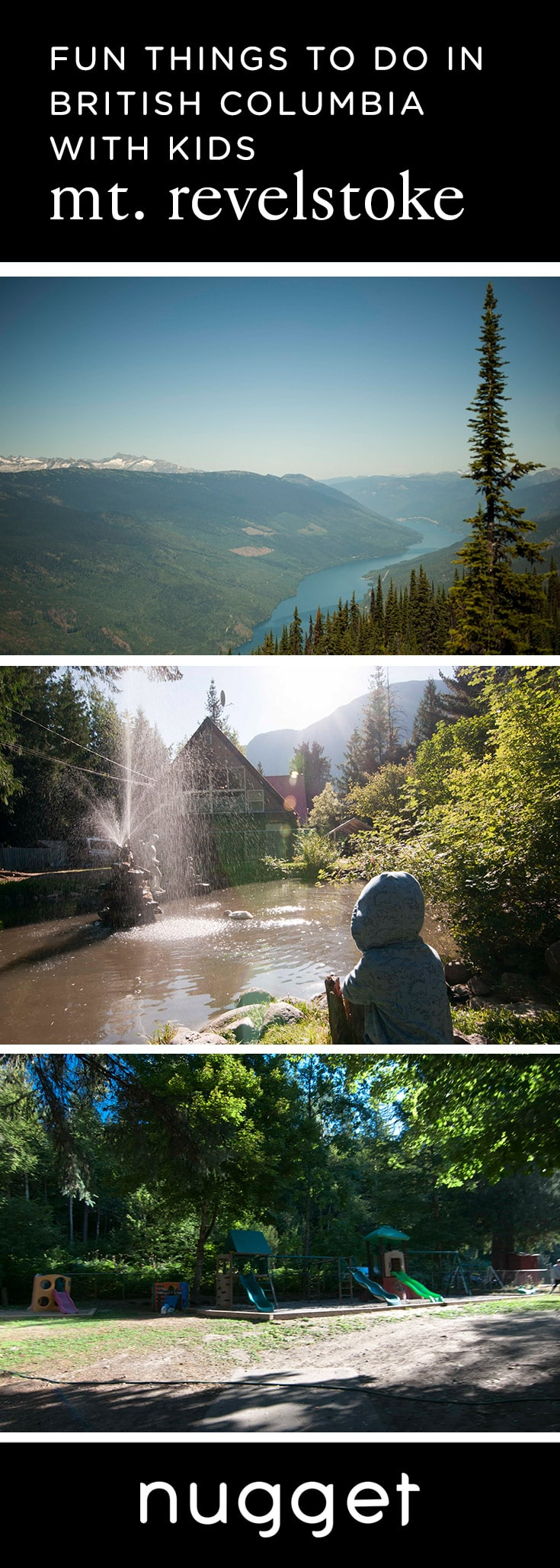 Family Adventure in Mt. Revelstoke National Park