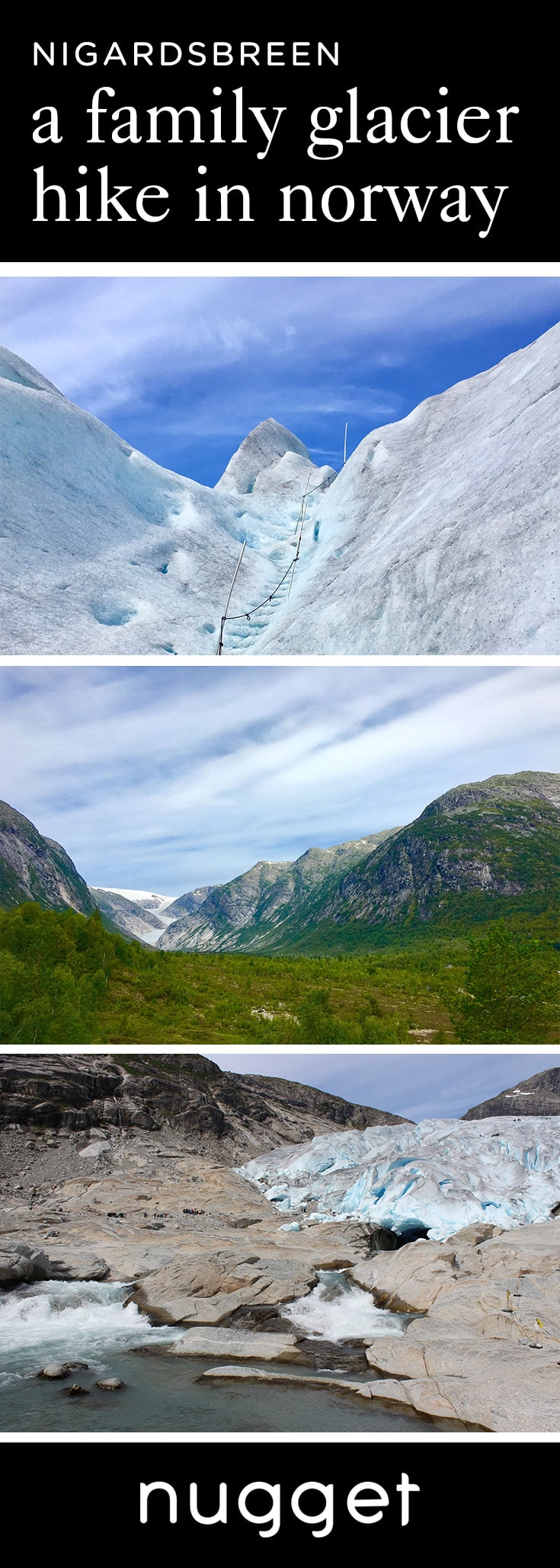 Nigardsbreen: A Family Glacier Hike in Norway