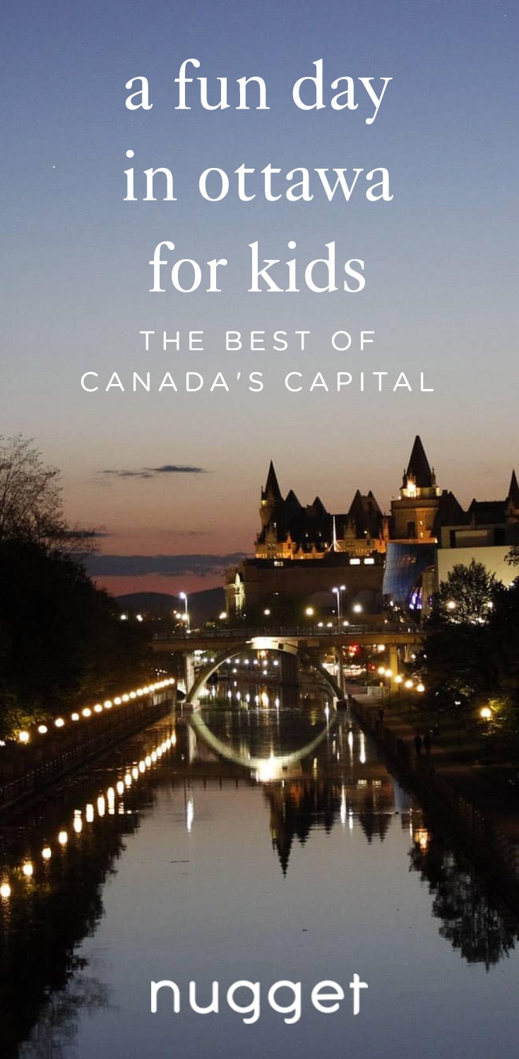 Ottawa for Kids: Touring Canada's Capital