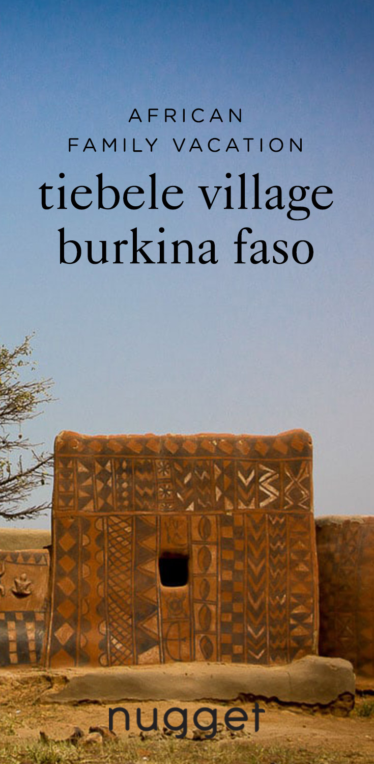 Tiebele Burkina Faso: Wildlife and Mud Houses