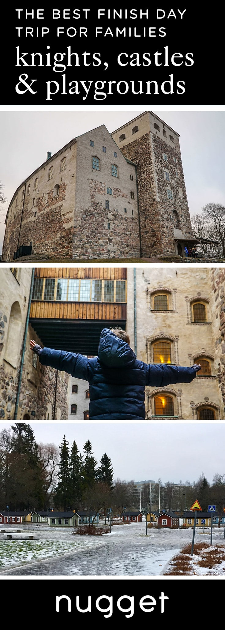 Turku Castle: A Day Filled With Finnish Knights and Fun