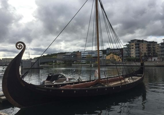 A Viking Ship Adventure in Tønsberg
