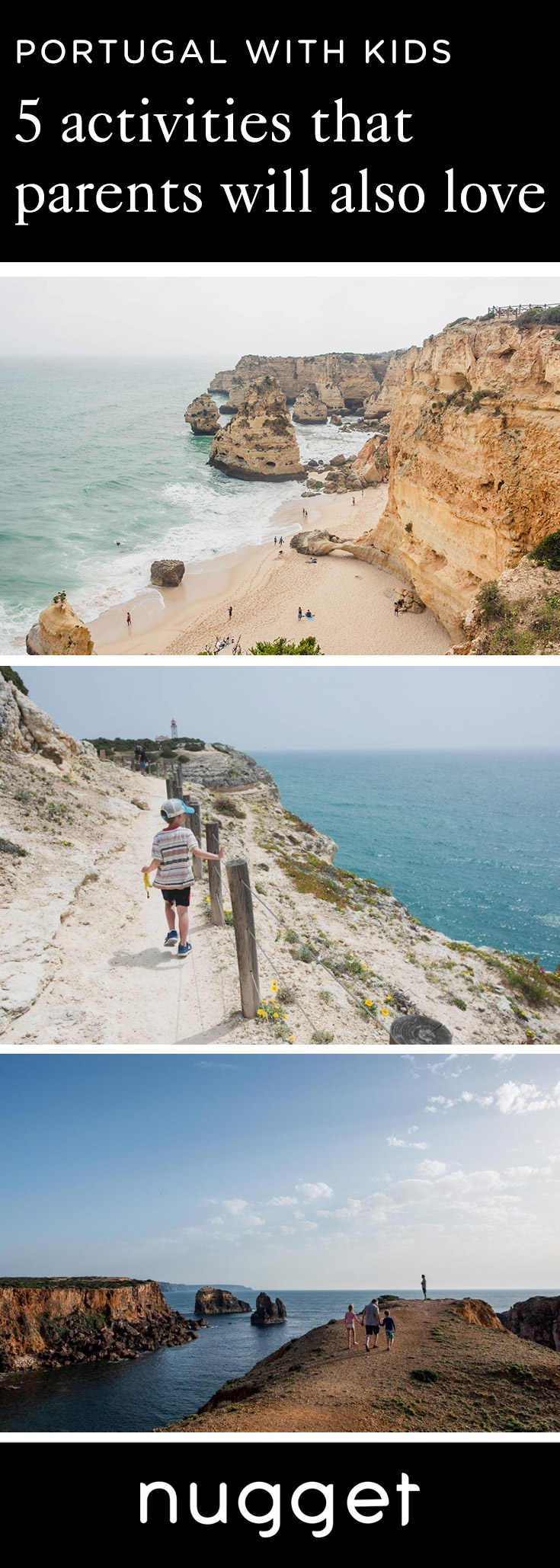 Portugal With Kids: 5 Activities That Parents Will Also Love