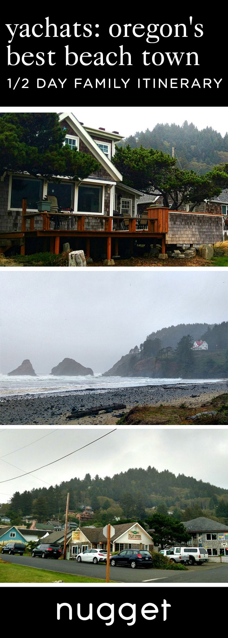 Yachats: Oregon's Best Beach Town