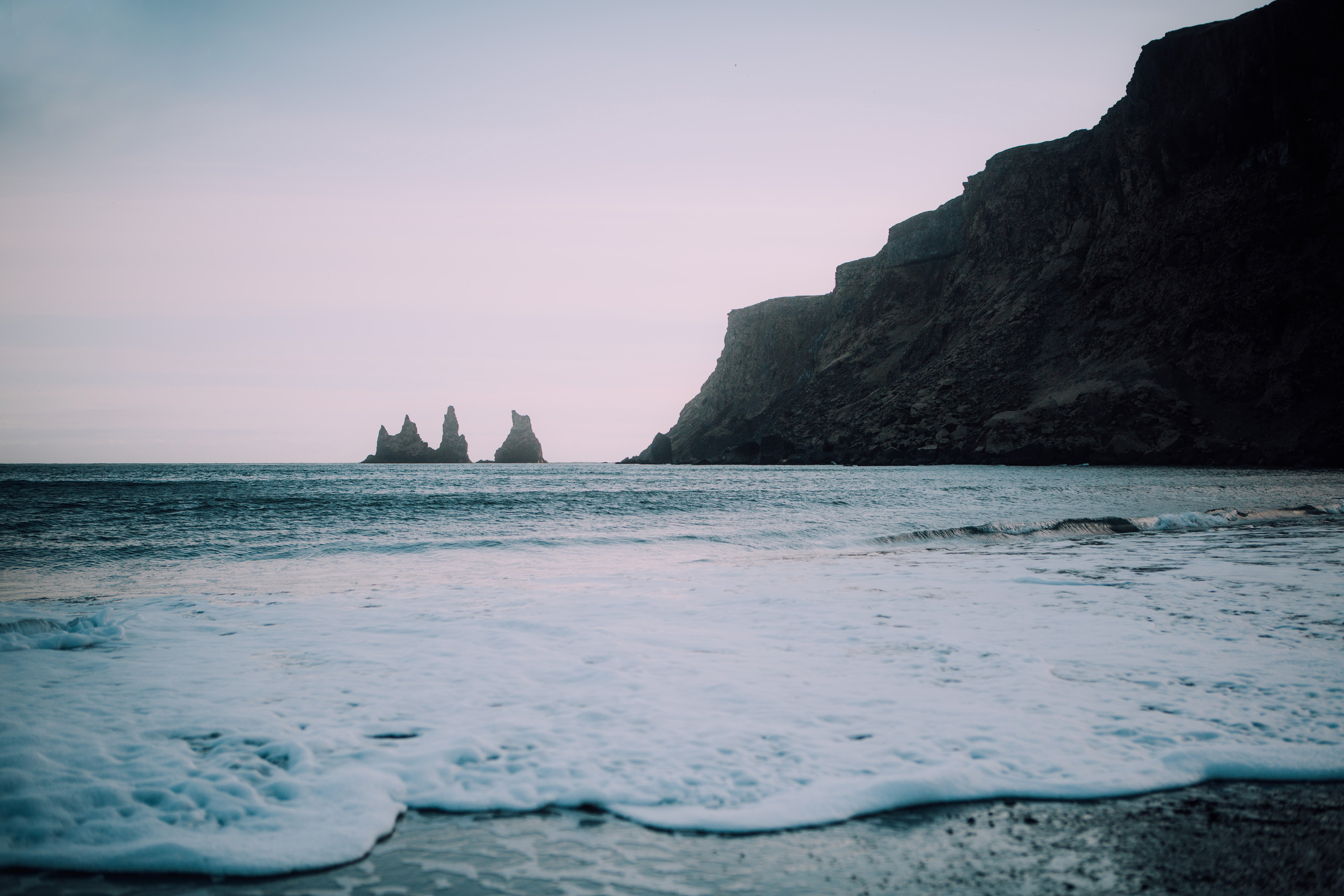 iceland with kids reynisfjara