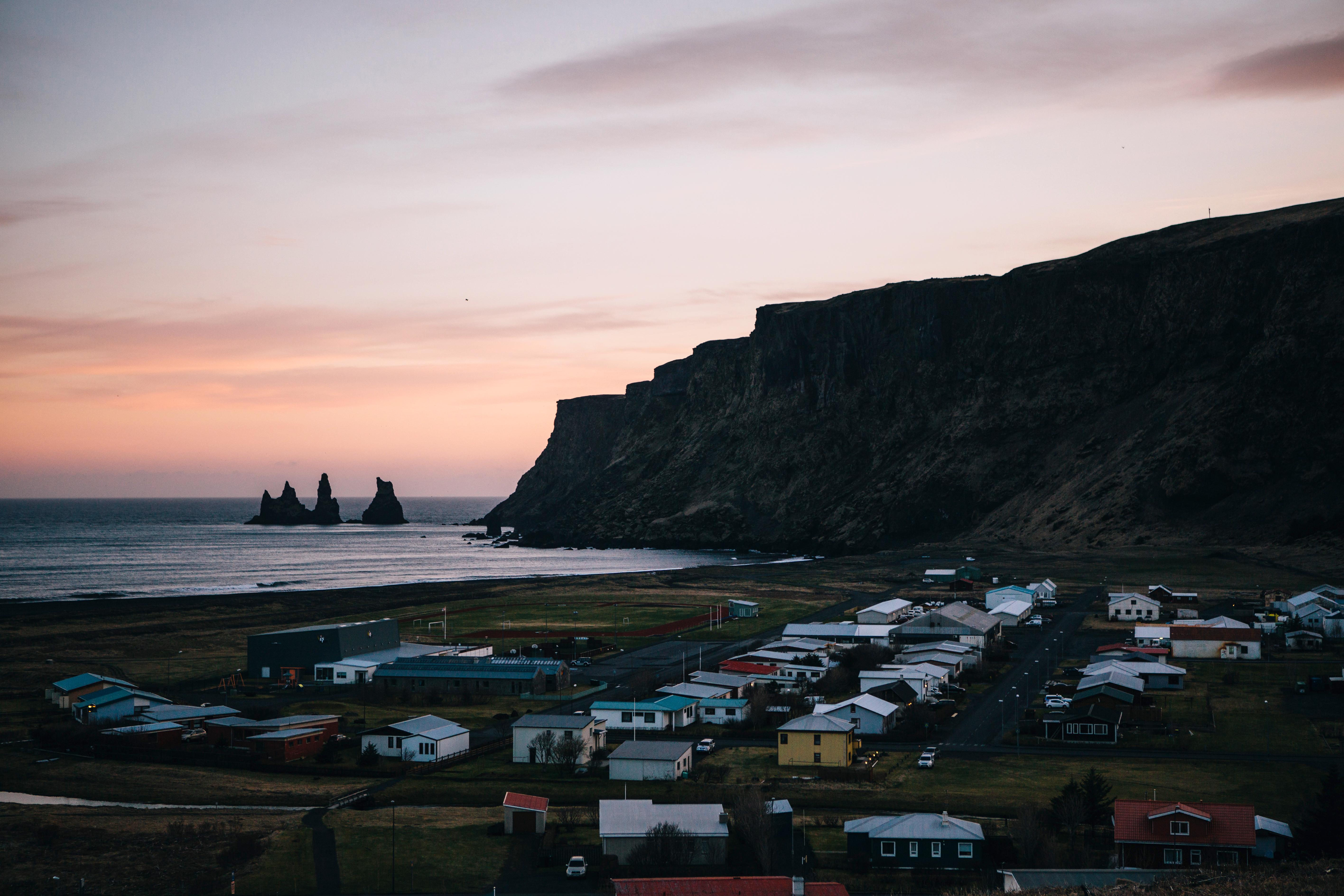 Iceland with kids reynisfjara