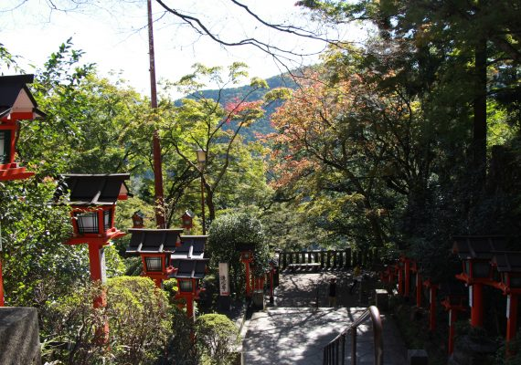 Hiking Kurama to Kibune