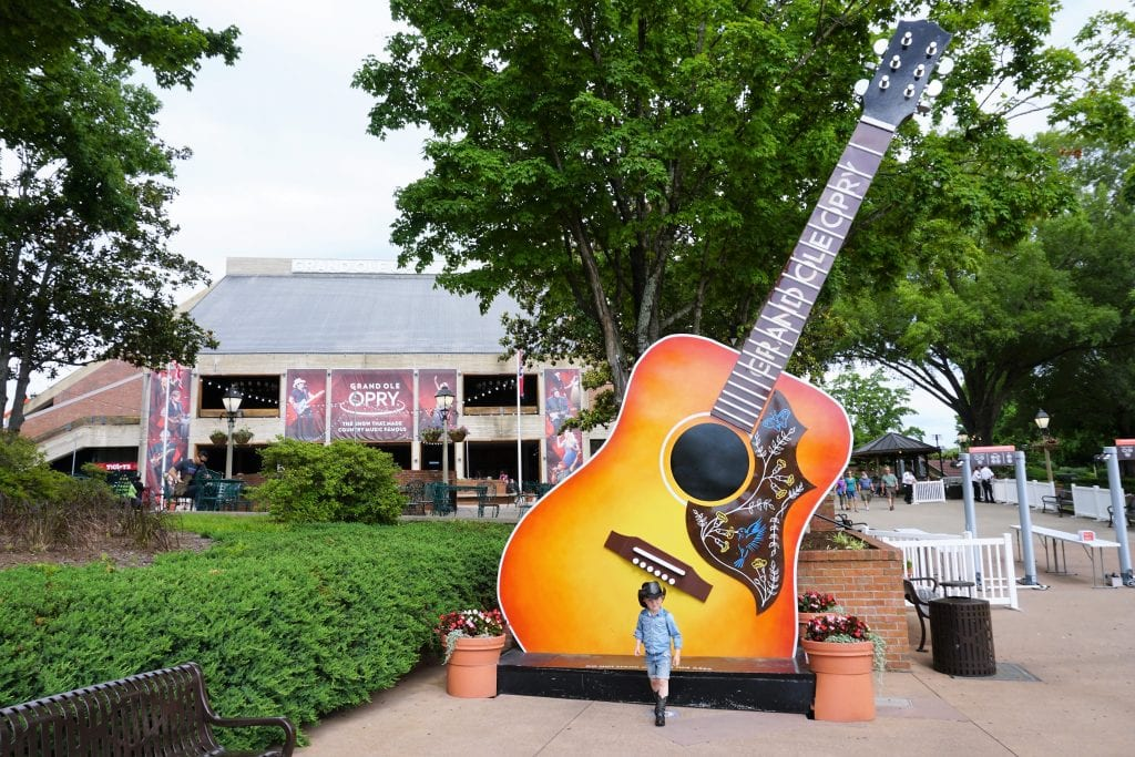 Grand Ole Opry Nashville for kids