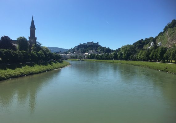 Salzburg by Bike: The Sound of Music Bike Tour