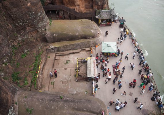 Leshan Giant Buddha and Contemporary Chengdu for the Whole Family