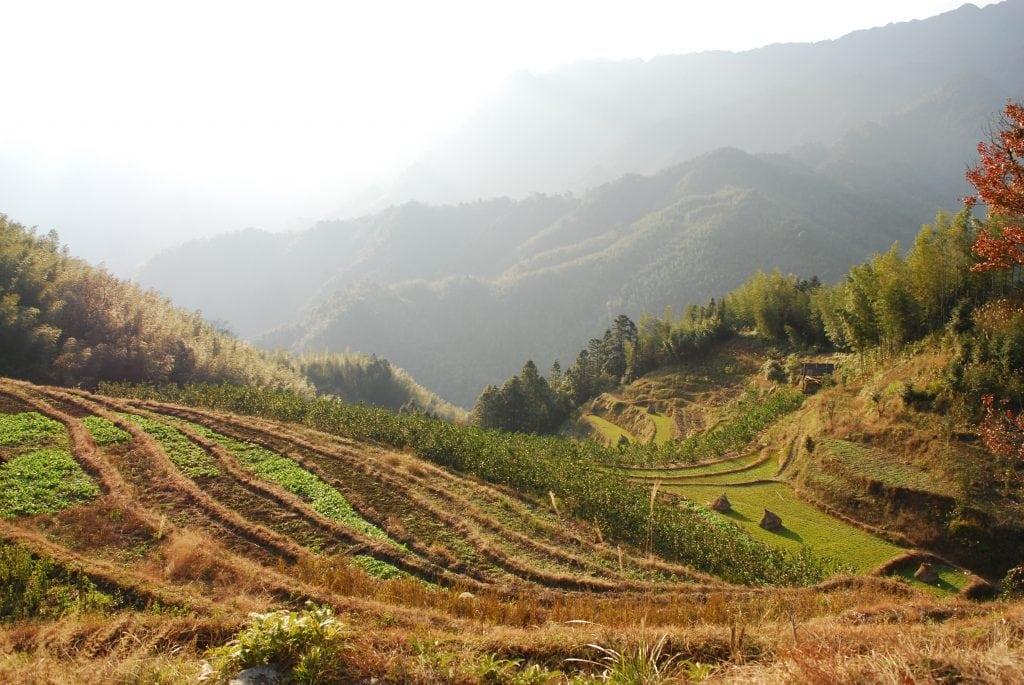 Yao minority village Laojia