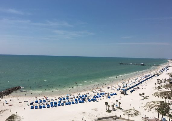 Clearwater Beach Fun