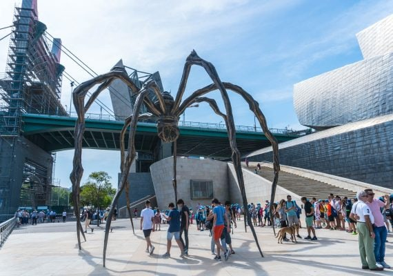 Take Your Kids to Guggenheim Bilbao