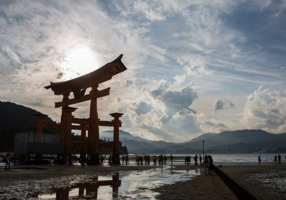 Japanese Island Adventure: Miyajima Ropeway and Itsukushima Shrine