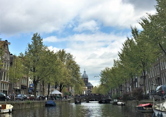 Amsterdam Boat Tour & NEMO Science Museum