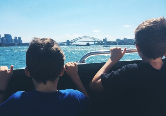 Sydney with Kids: Have a Beach Day!