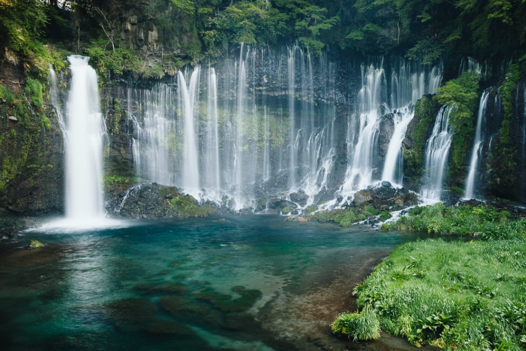 Unique things to do in japan shiraito falls