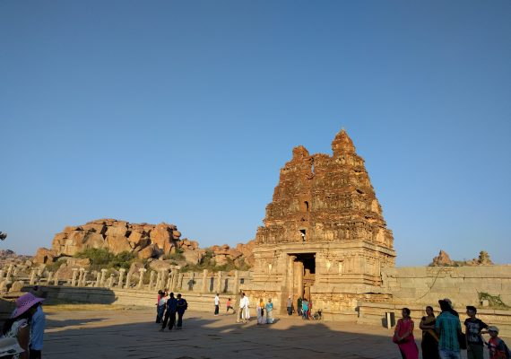 India With Kids: Exploring Hampi Culture and Heritage