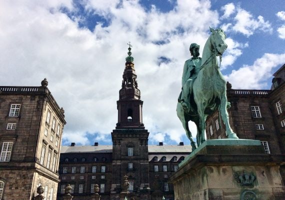 Copenhagen Castle, Vikings and the Glyptoteket