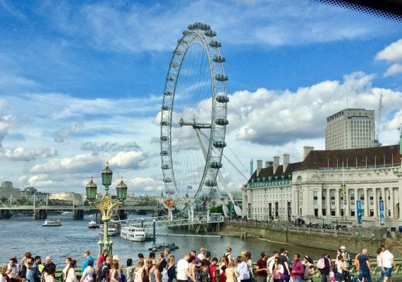 A Family Day in Southbank London
