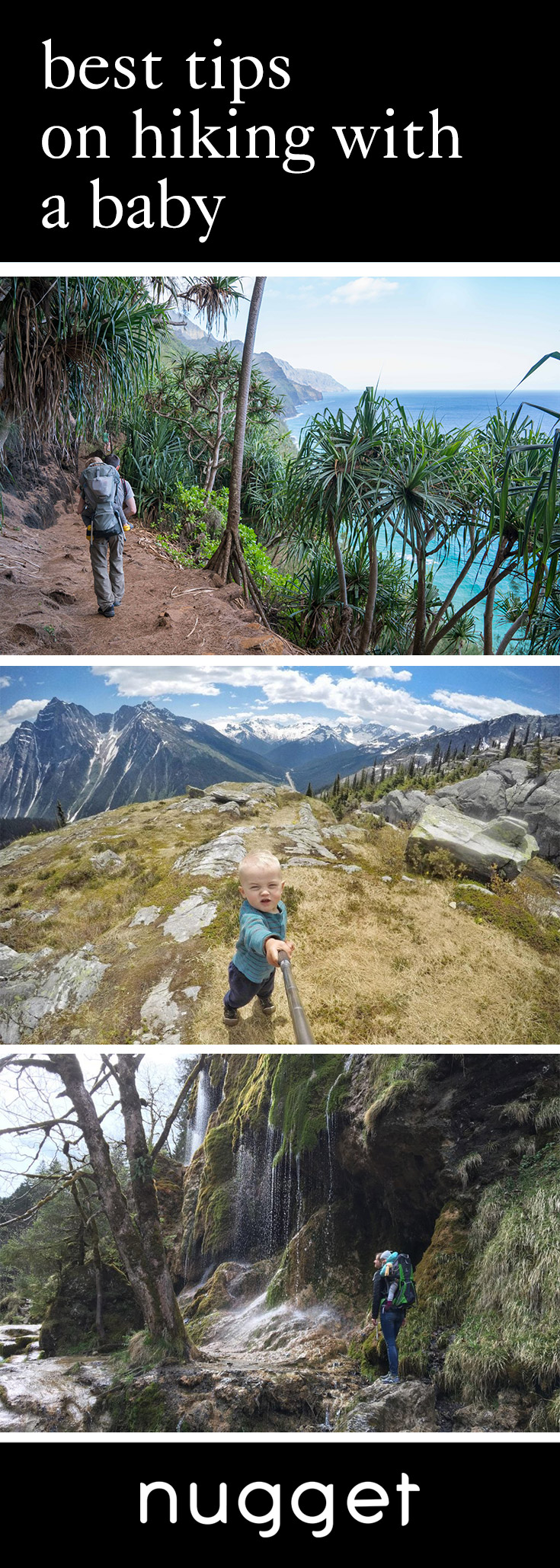Going on a Hike: Our Contributors' Best Tips on Hiking with a Baby