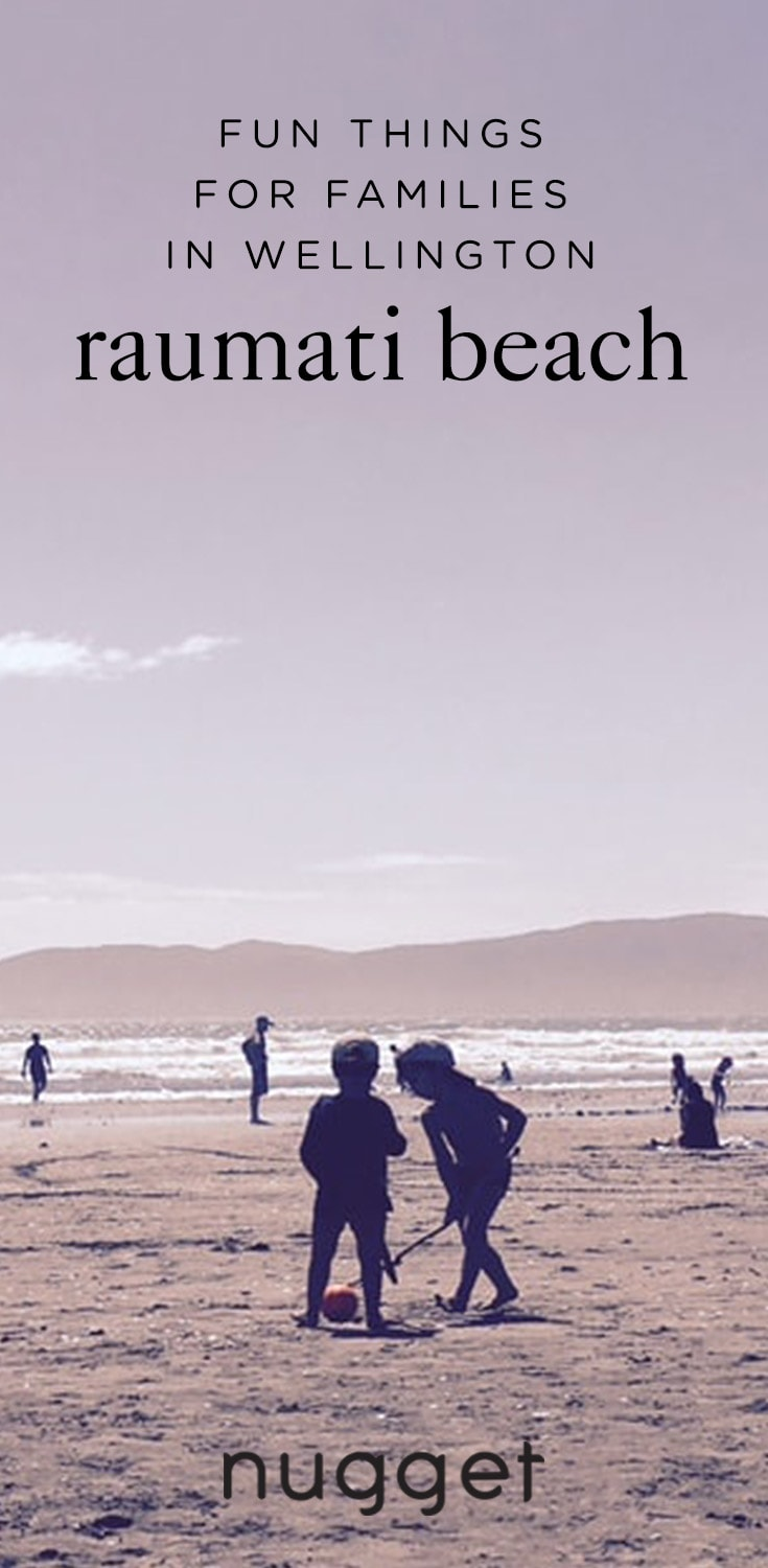 Raumati Beach: A Day Out in Wellington Full of Family Fun