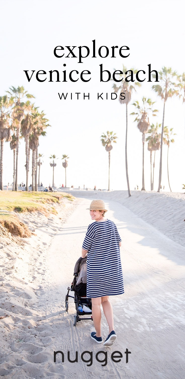 Venice Beach With Kids: Playground and Foodie Heaven