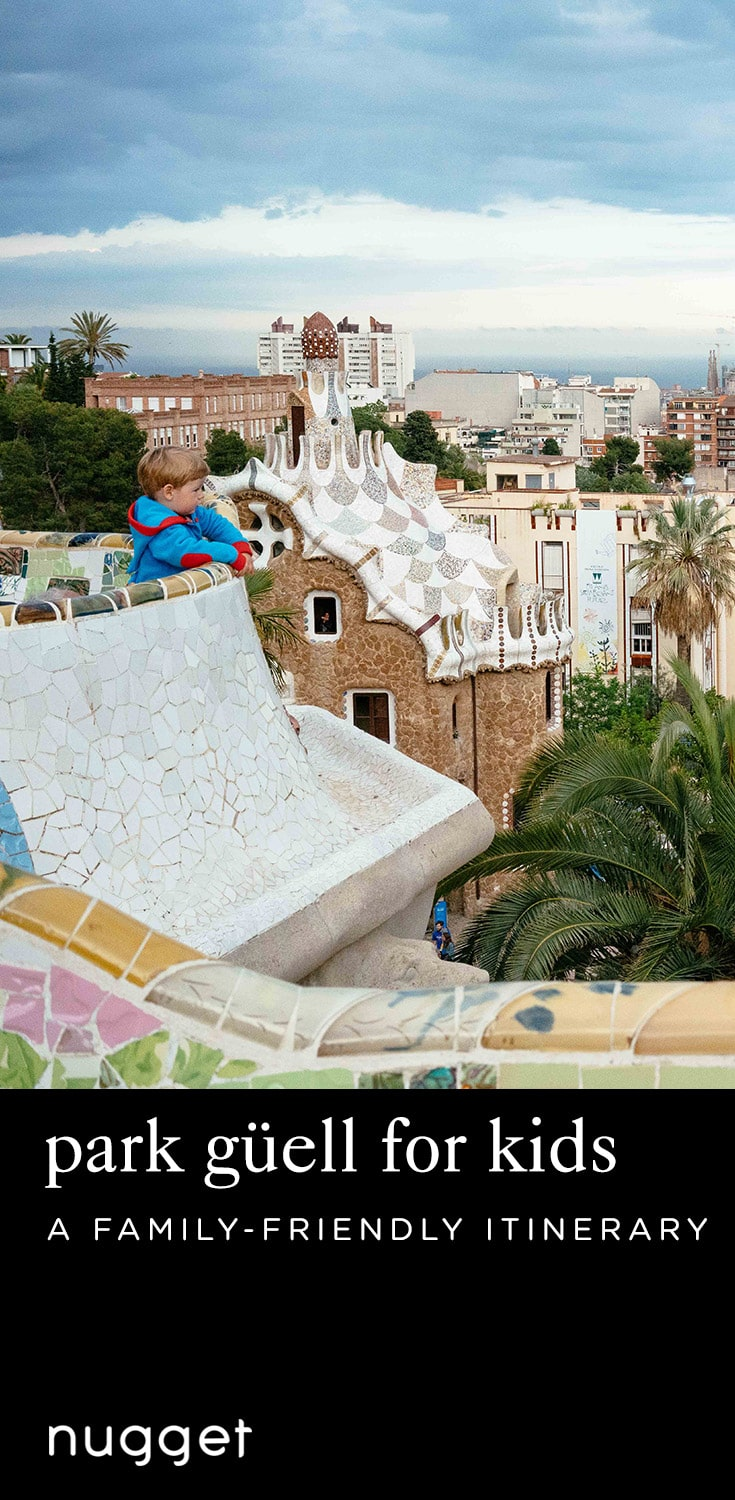 Barcelona's Park Güell for Kids