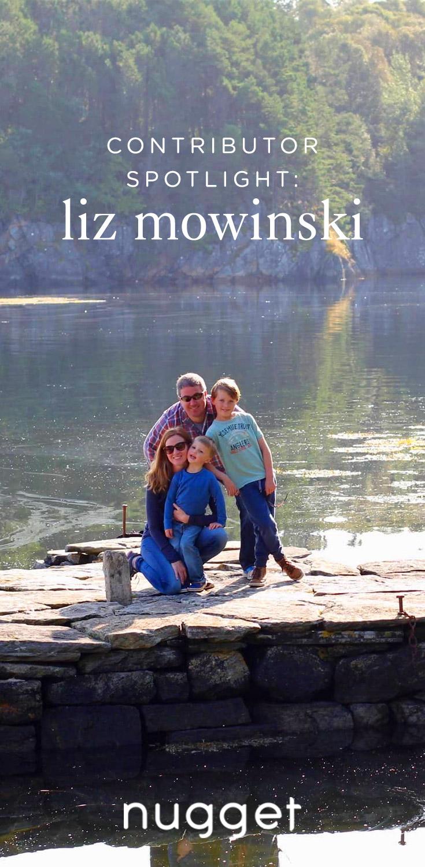 Contributor Spotlight: Liz Mowinski