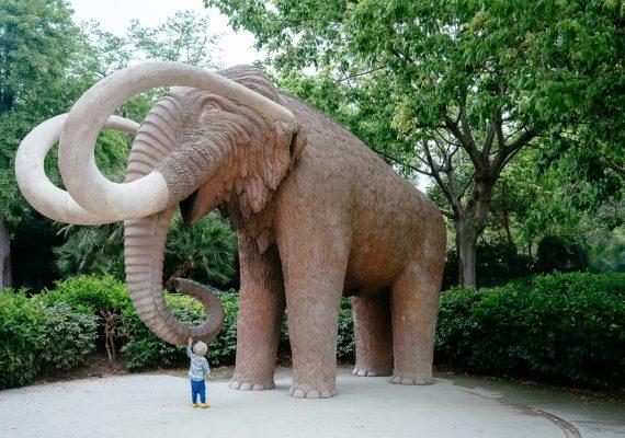 Barcelona for Kids: Ciutadella Park and Paella