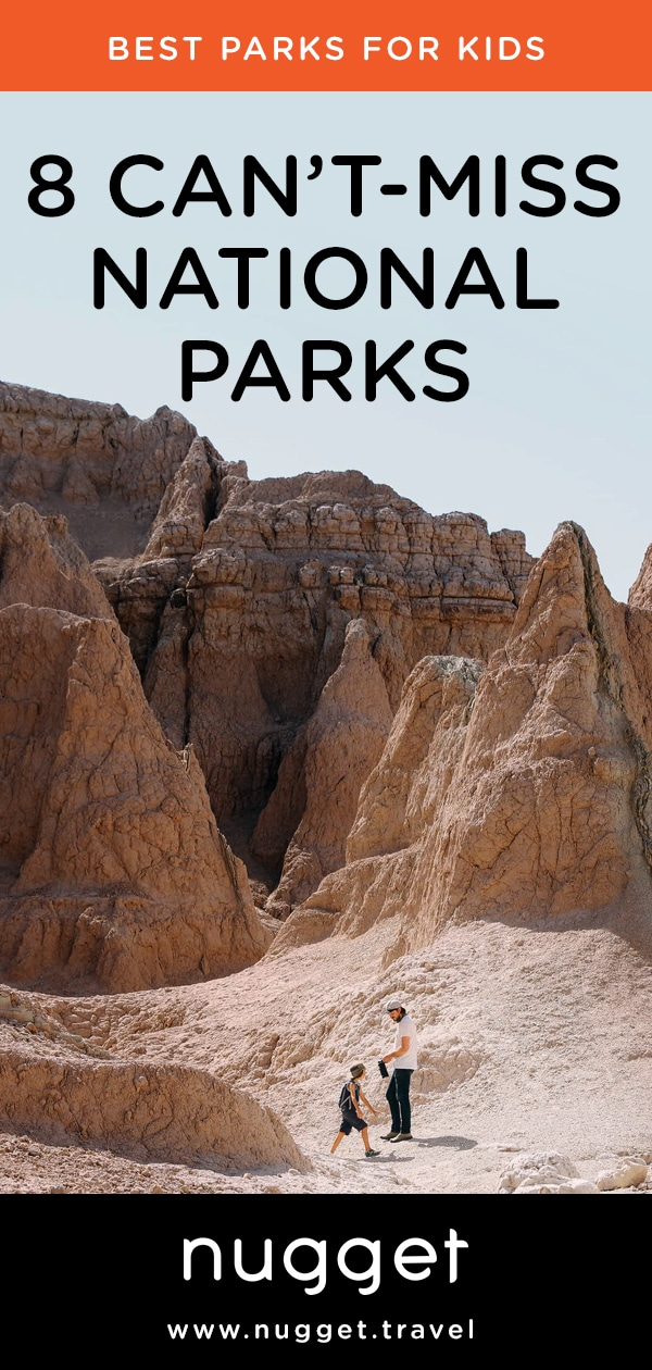 Best National Parks for Kids: 8 Can't-Miss Parks Around the United States