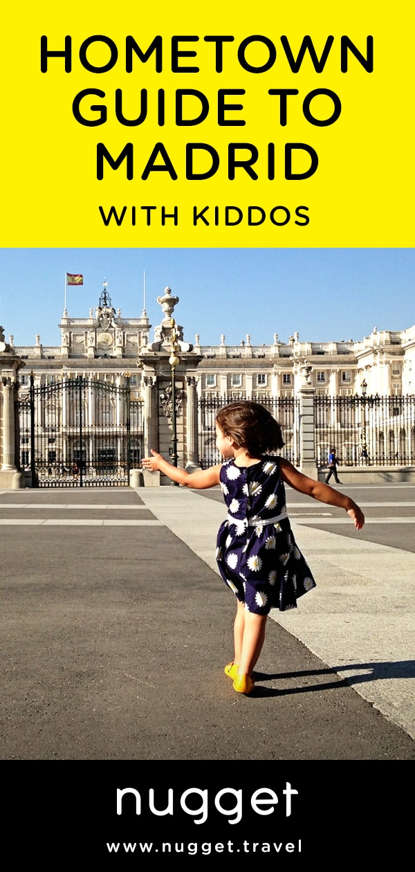 Hometown Guide to Madrid from Patty Monahan
