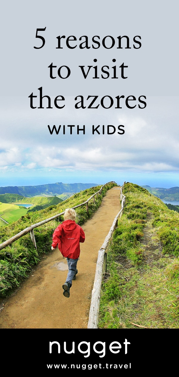 Azores Vacation: 5 Stunning Spots to See on These Islands