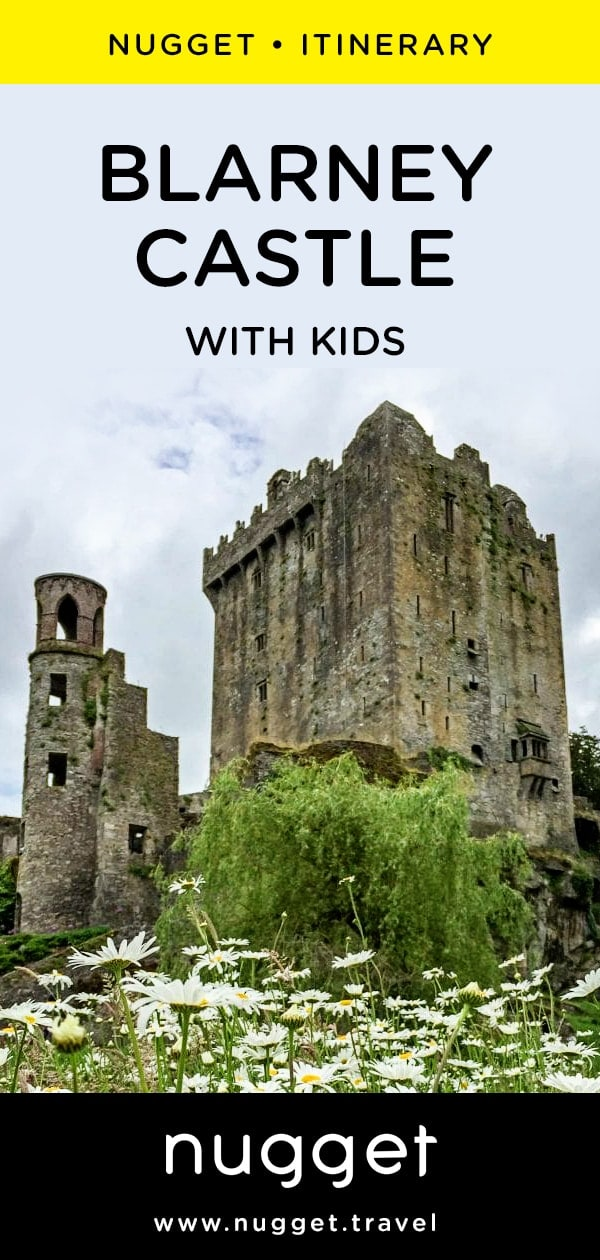 Adventure and Enchantment at the Blarney Castle