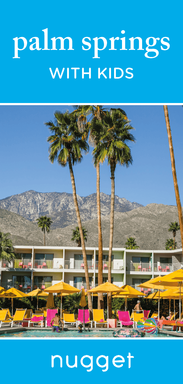 Palm Springs for Kids: Colorful Fun and Thrilling Adventure