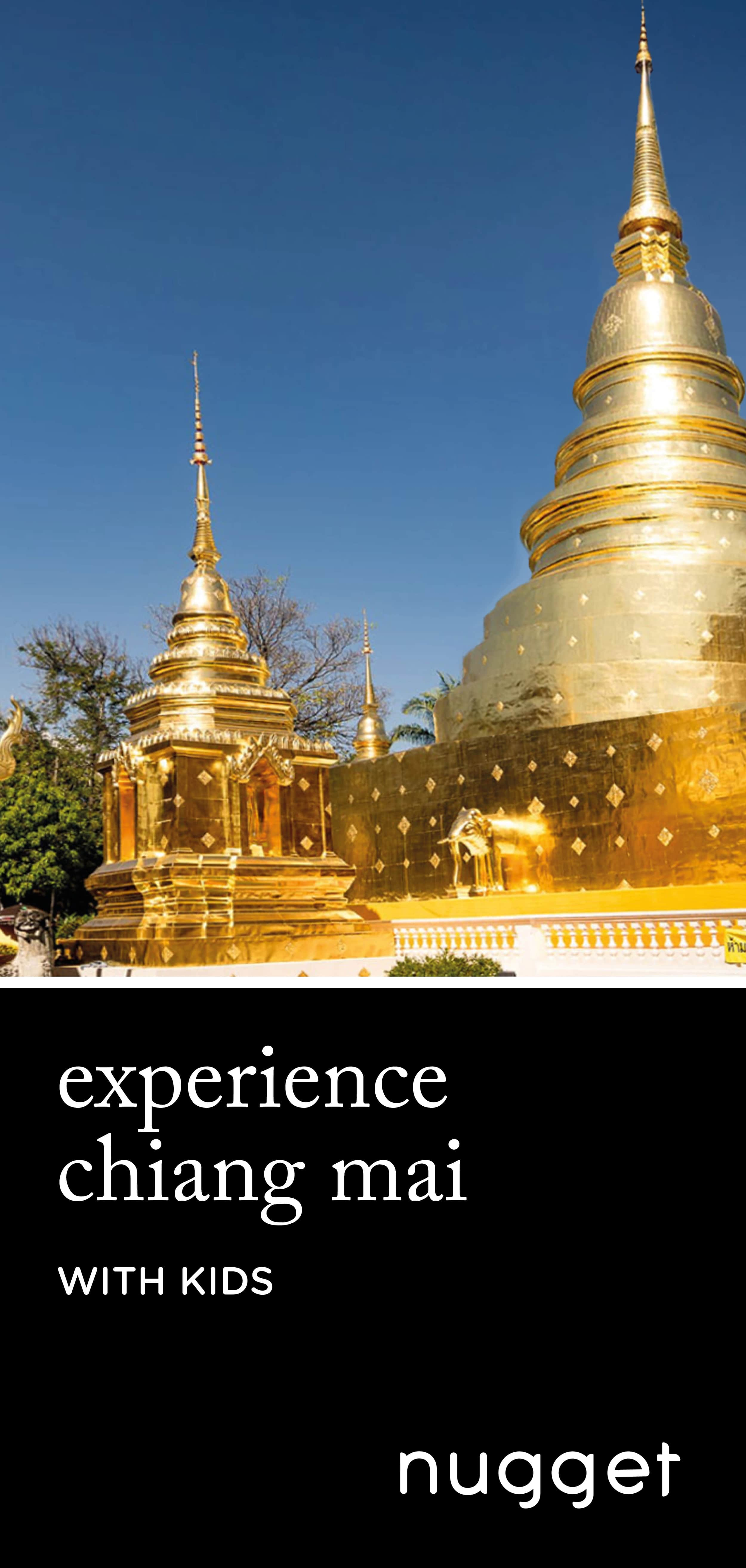 Experience Chiang Mai Beyond the Elephants