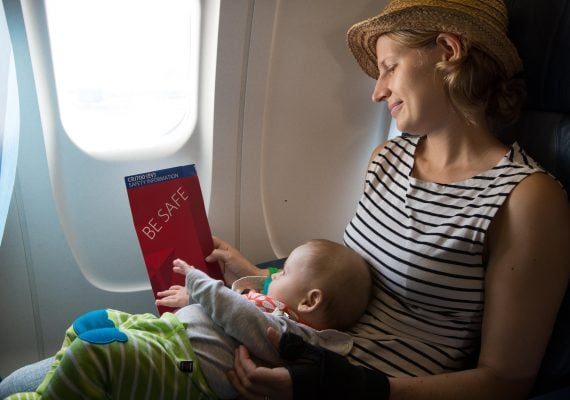 Flying With Kids: A Parent's Guide to Air Travel