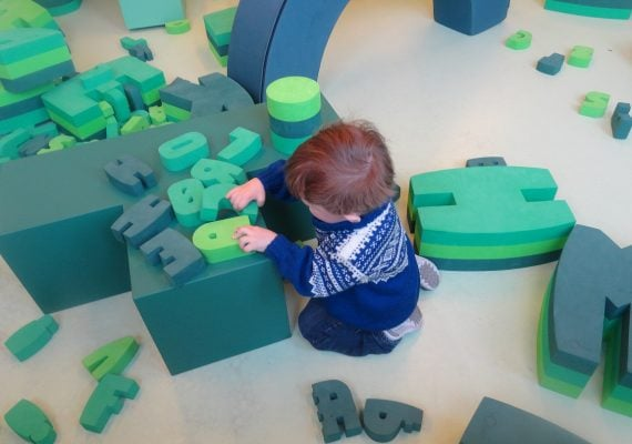 Copenhagen With Kids: Discover the Best Indoor Playground You've Never Heard of